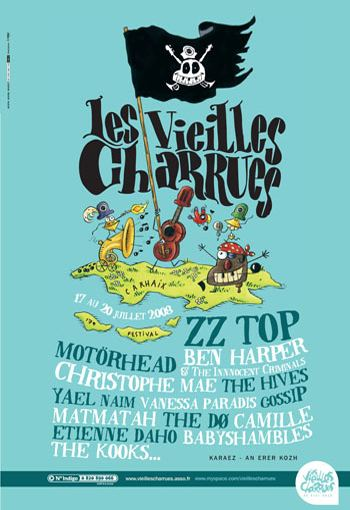 Vieilles Charrues Festival Les Vieilles Charrues Festival France 2017 2018 Guide