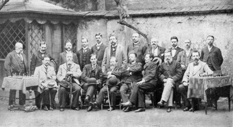 Vienna 1898 chess tournament