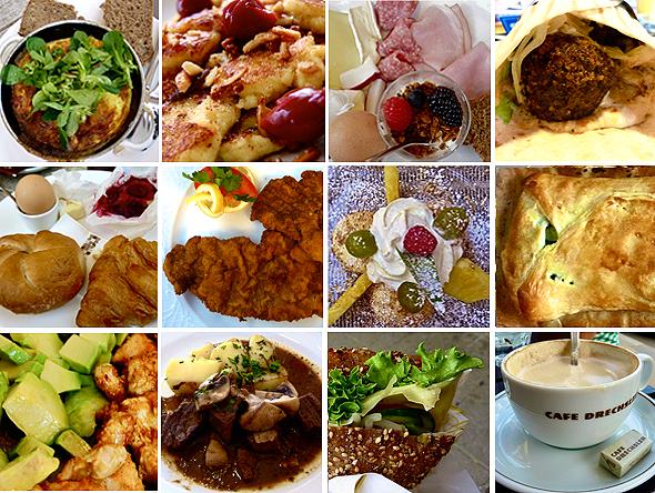 Vienna Cuisine of Vienna, Popular Food of Vienna