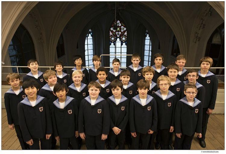 Vienna Boys' Choir SF LIFE Chocolate Improv Speakeasy Vienna Boys Choir The Three