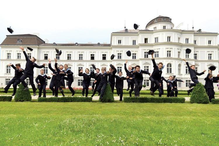 Vienna Boys' Choir Vienna Boys39 Choir Robert and Margrit Mondavi