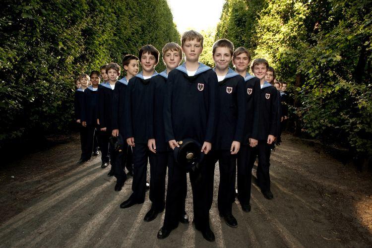 Vienna Boys' Choir Vienna Boys Choir at the Lied Nov 13 Announce University of