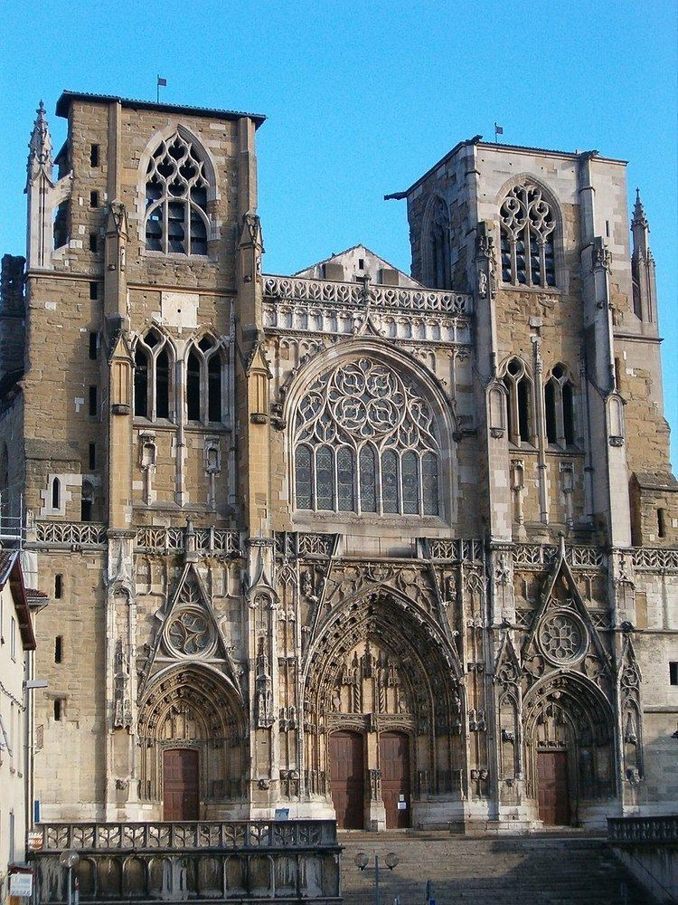 Vienne Cathedral