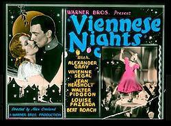 Viennese Nights Wikipedia