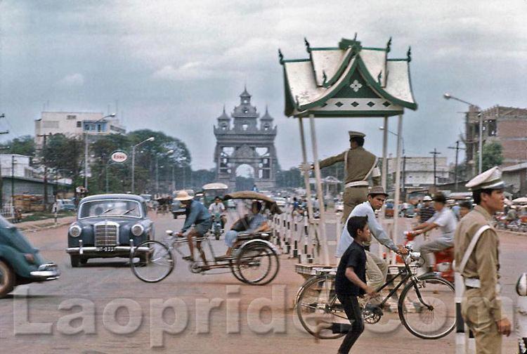 Vientiane in the past, History of Vientiane