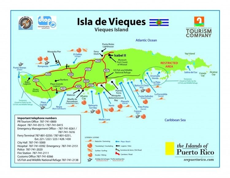 Vieques, Puerto Rico Culture of Vieques, Puerto Rico