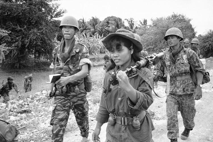 Viet Cong VietCong The Vietnam war