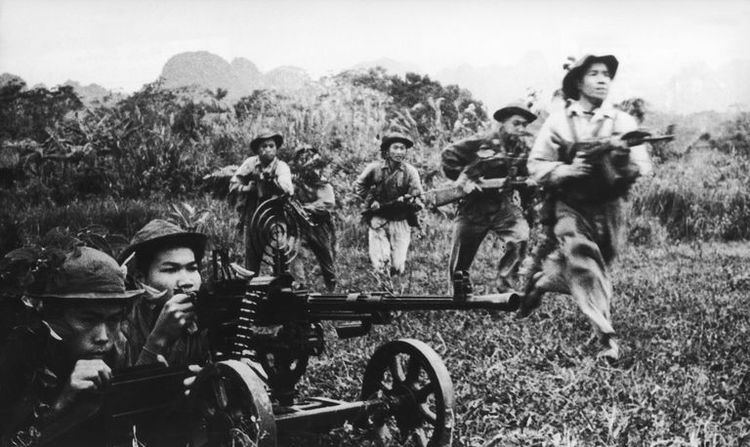 Viet Cong Who Were the Viet Cong