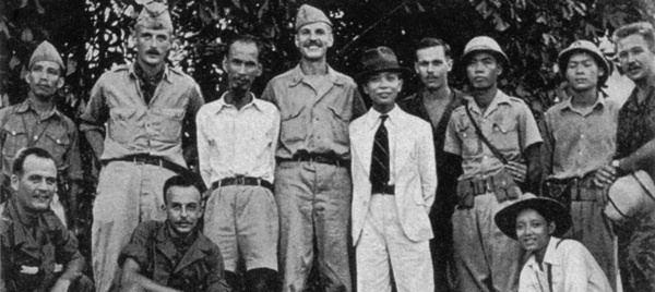 Viet Minh Ho Chi Minh and the OSS HistoryNet