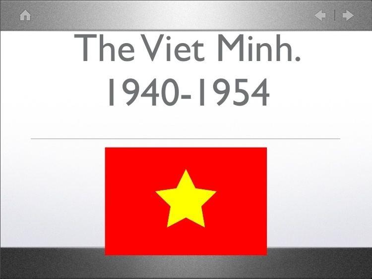 Viet Minh httpscdnslidesharecdncomssthumbnailsvietm