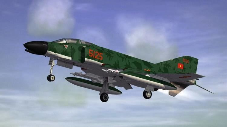 Vietnam People's Air Force McDonnell Douglas F4C Phantom Vietnam People39s Air Force