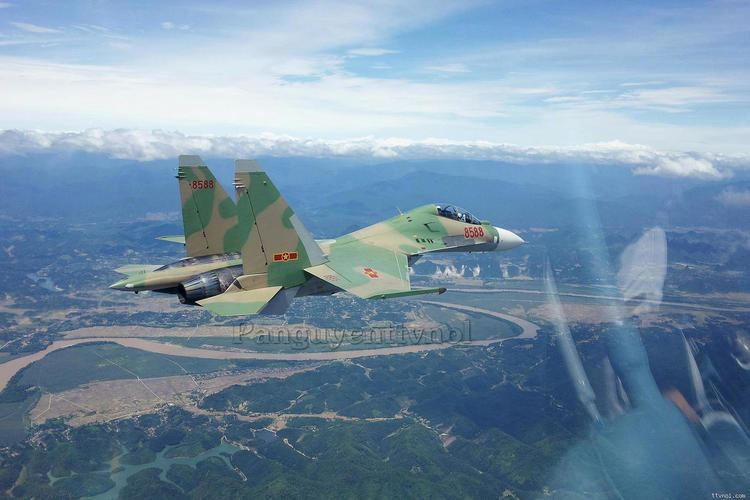 Vietnam People's Air Force Vietnam People39s Air Force SU30MKV image Aircraft Lovers Group