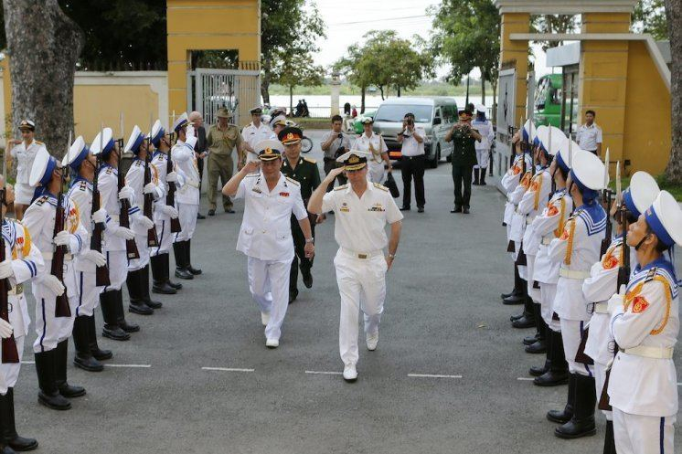 Vietnam People's Navy Vietnam Naval Today