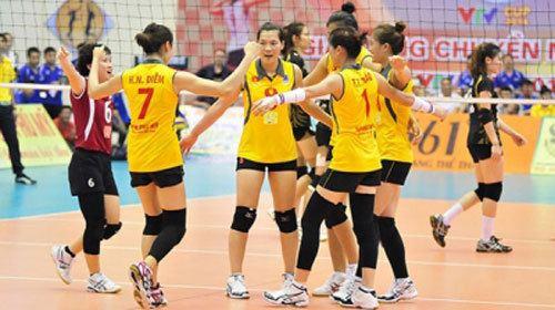 Vietnam women's national volleyball team imgcdn2vietnamnetvnImagesenglish201405291