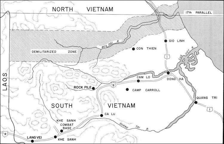Vietnamese Demilitarized Zone Vietnam Hoi An Da Nang the Hi Van Pass Hue Dong Ha and the Vinh