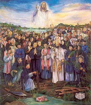 Vietnamese Martyrs httpsuploadwikimediaorgwikipediaen446Mar