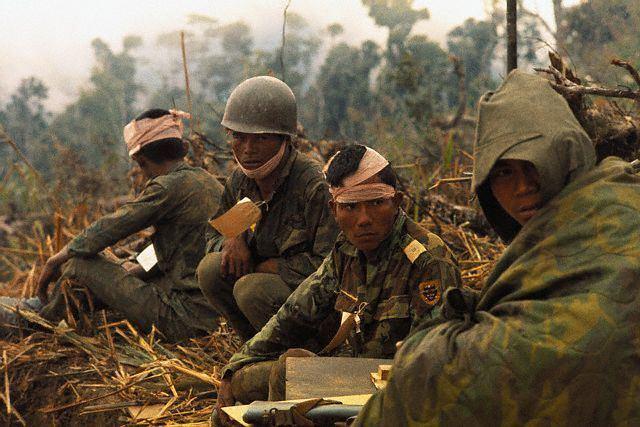 Vietnamese Rangers ARVN RangersBiet Dong Quan