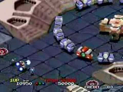 Viewpoint (video game) NEOGEO Viewpoint Stage1 YouTube