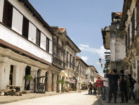 Vigan in the past, History of Vigan