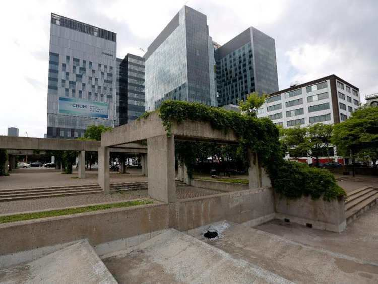 Viger Square Opinion Montrealers should get a say in how Viger Square is