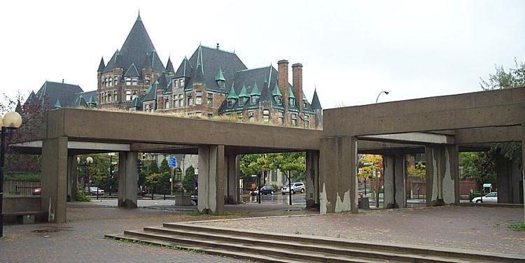 Viger Square Charles Daudelin Agora