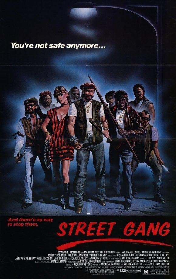 Vigilante (film) Daily Grindhouse FROM THE VAULT VIGILANTE 1983 CAR CHASE