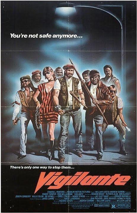 Vigilante (film) Vigilante 1983 Unreleased Bootleg Score by Jay Chattaway YouTube