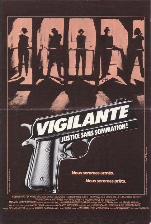Vigilante (film) Vigilante 1983
