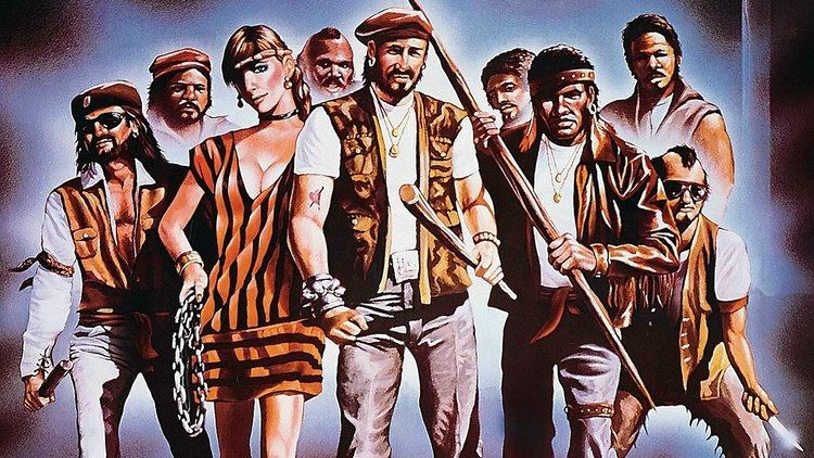 Vigilante (film) Vigilante 1983 Trailer YouTube