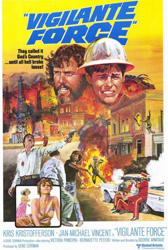 Every 70s Movie Vigilante Force 1976