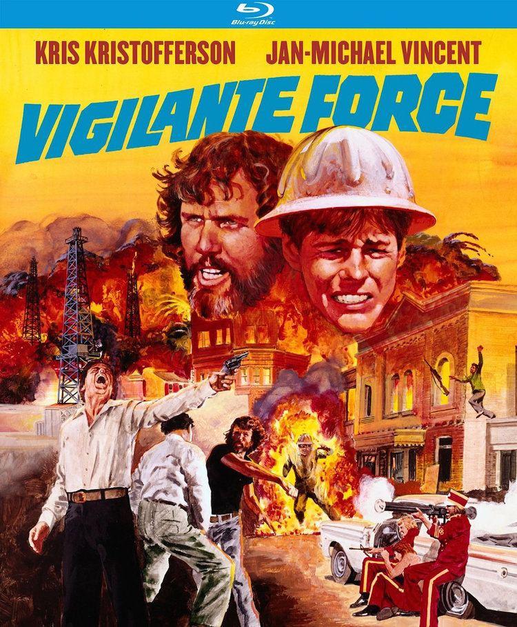Vigilante Force Bluray