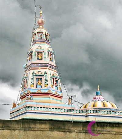 Vigneshwara Temple, Ozar One day picnic spot VIGNESHWARA TEMPLE OZAR India Maharashtra pune
