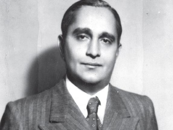 Vijay Bhatt Vijay Bhatt DOB 12May1907 Palitana Gujarat Occupation