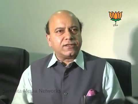 Vijay Jolly BJP Leader Shri Vijay Jolly Speech on Shri Rajnath