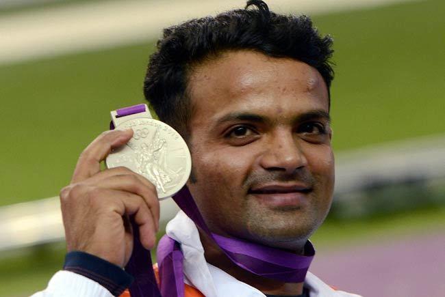 Vijay Kumar (sport shooter) media2intodayinindiatodayimagesPhotogallery