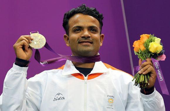Vijay Kumar (sport shooter) I am not entirely satisfied but winning silver is also