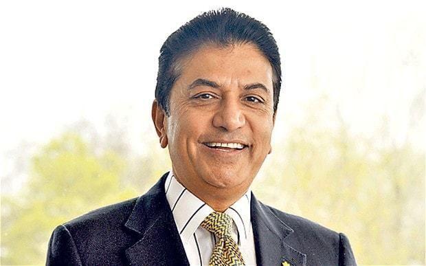 Vijay Patel Vijay Patel the Bollygarch with the right prescription for