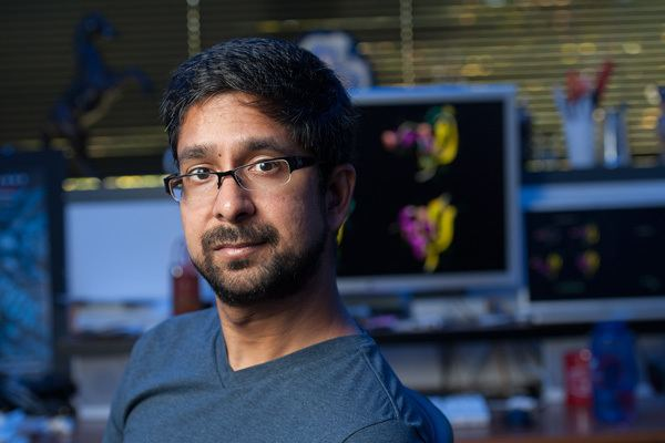 Vijay S. Pande Stanfordrun Foldinghome simulates activation of key cancer protein