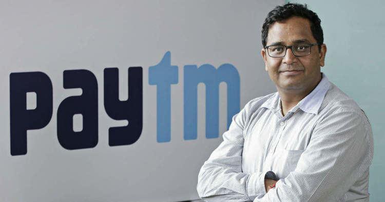 Vijay Shekhar Sharma How Vijay Shekhar Sharma started Life of Paytm39s founder