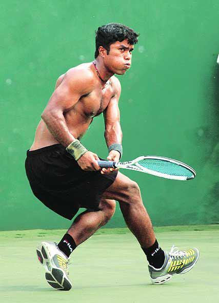 Vijay Sundar Prashanth Living on a dream World No 500 in tennis The Indian Express