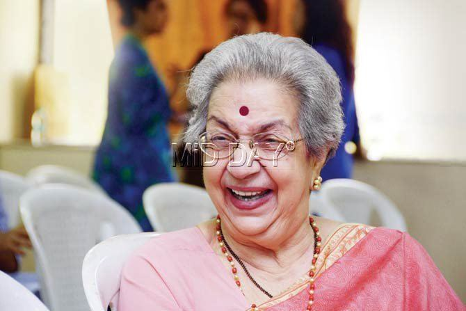 Vijaya Mehta QA with Dr Vijaya Mehta 81yearold drama queen takes centre stage