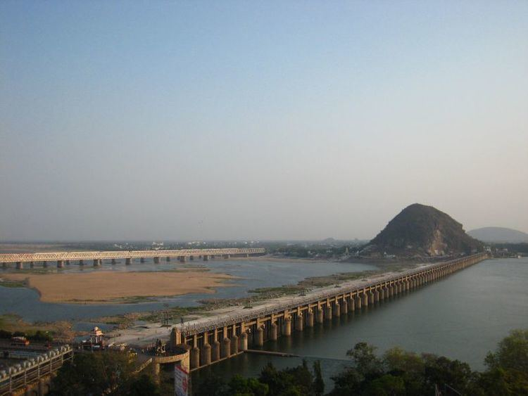 Vijayawada in the past, History of Vijayawada