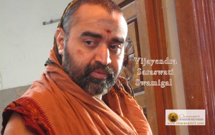 Vijayendra Saraswati Swamigal Vijayendra Saraswati Swamigal Event Sponsorship Biography of