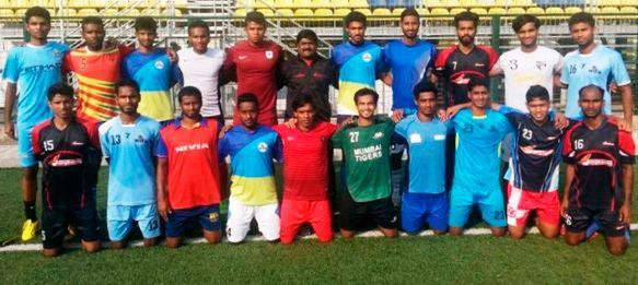 Vijith Shetty Vijith Shetty to captain Maharashtra team in National Games The