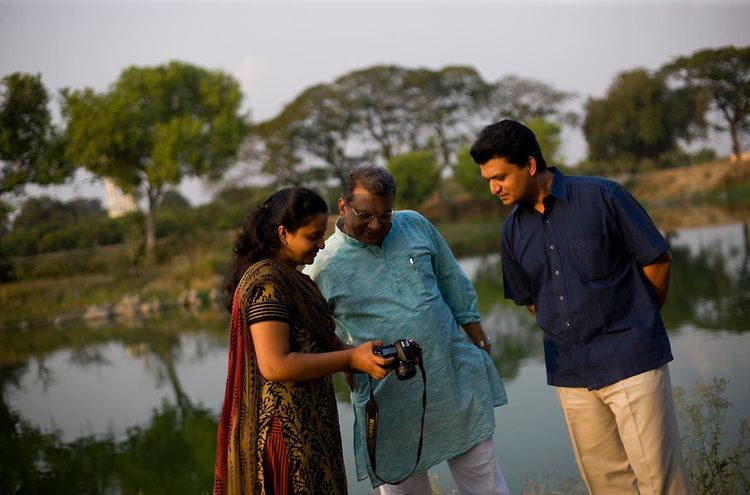 Vikas Amte Anandvan 12jpg Ritesh Uttamchandani