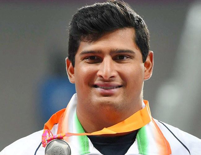 Vikas Gowda Asian Games Vikas Gowda clinches discus throw silver