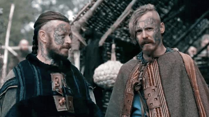 Vikings Vikings Video First Look at Episode 5 historyca