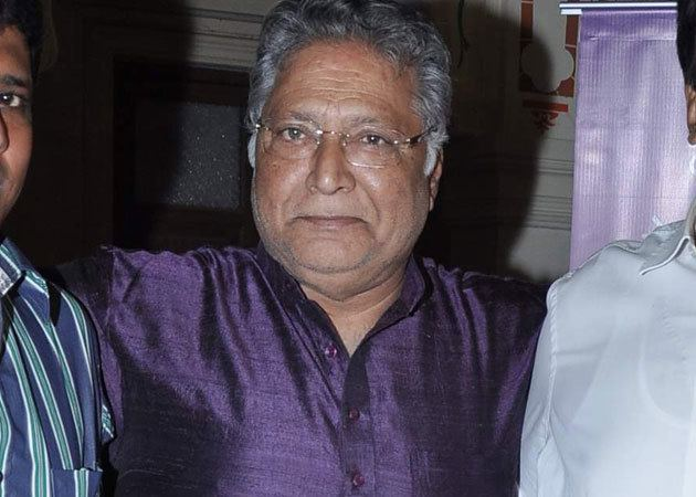 Vikram Gokhale Vikram Gokhale Glad to share National Award with Irrfan