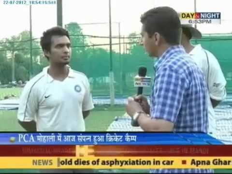Day and Night Sports Vikram Rathore Mandeep Singh YouTube