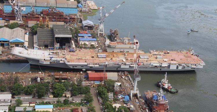 Vikrant-class aircraft carrier